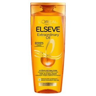L'Oréal Paris Elseve Extraordinary Oil tápláló sampon normál és száraz, fénytelen hajra 250 ml