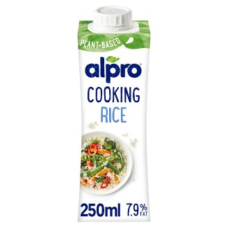 Alpro Cuisine UHT Rice Product for Cooking 250 ml