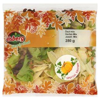 Eisberg Őszi Mix friss salátakeverék 280 g