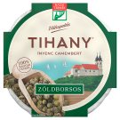 Tihany Válogatás Ínyenc Camembert Fat Soft Cheese with Green Pepper 125 g