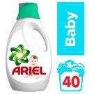 Ariel Baby Bőrkímélő Folyékony Mosószer, 2,6 l, 40 Mosáshoz