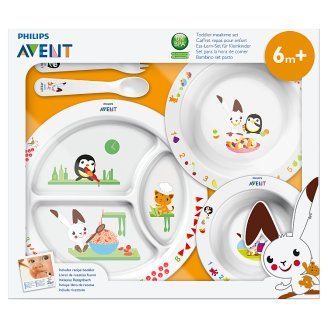 Philips Avent Mealtime Set