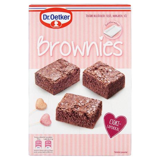 Dr. Oetker Brownies Cake Powder 436 g