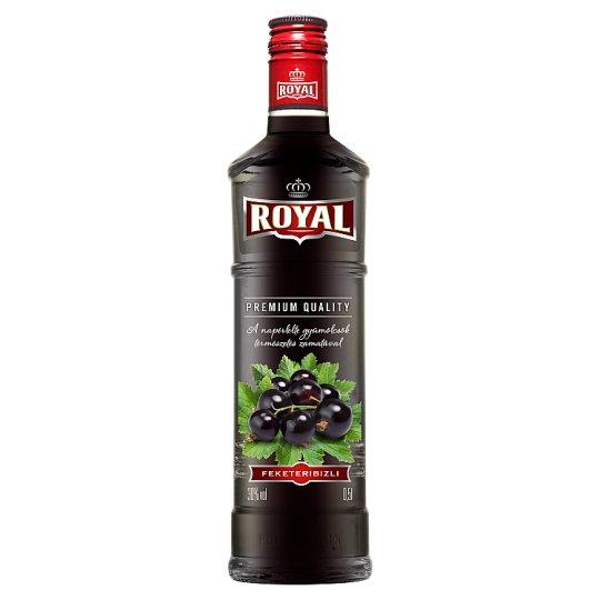 Royal feketeribizli szeszesital 30% 0,5 l