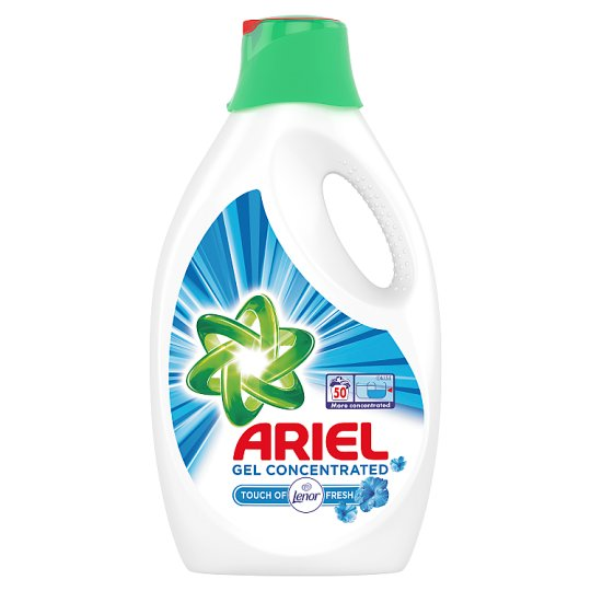 Ariel Washing Liquid Touch Of Lenor Fresh 2.75 L, 50 Washes