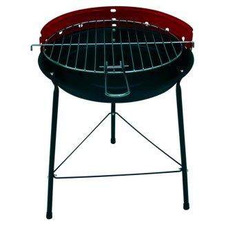 Tesco Round Mini BBQ