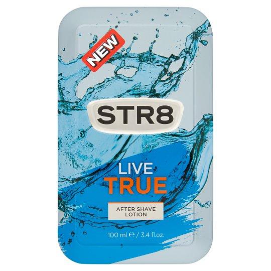 STR8 Live True After Shave Lotion 100 ml