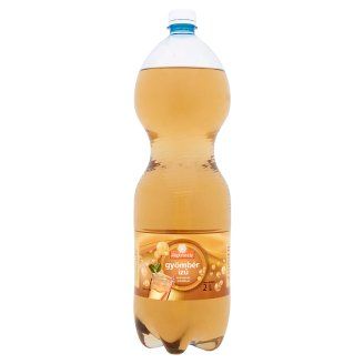 Jégkristály Ginger Flavoured Carbonated Soft Drink with Sugar and Sweeteners 2 l