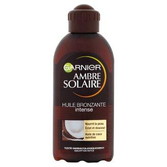 Garnier Ambre Solaire barnító napolaj nagyon sötét, már lebarnult bőrre 200 ml