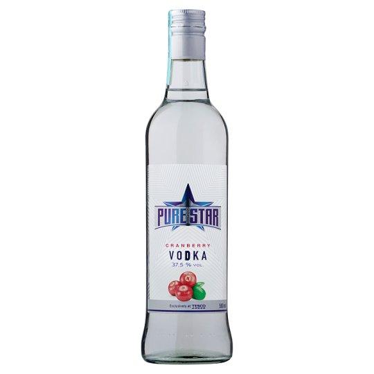 Pure Star Cranberry Vodka 37,5% 500 ml