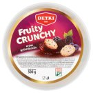 Detki Fruity Crunchy Forest Fruit Cookies Semi-Covered with Dark Cocoa Mass 500 g