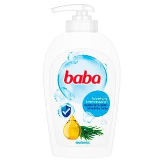 Baba Liquid Soap with Antibacterial Tea Tree Oil 250 ml