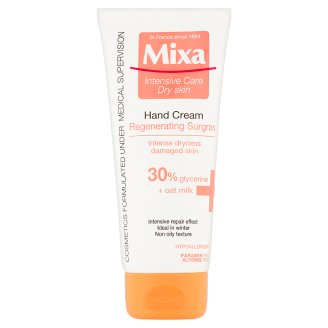 Mixa Regenerating Surgras Hand Cream 100 ml