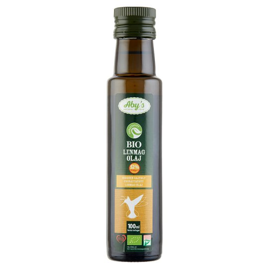 ABY Organic Golden Linseed Oil 100 ml