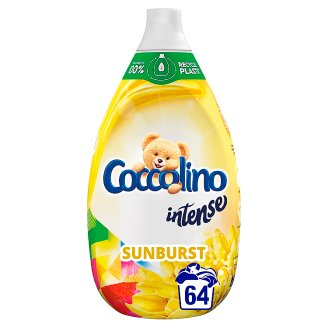 Coccolino Intense Sunburst Ultra Concentrated Conditioner 64 Washes 960 ml