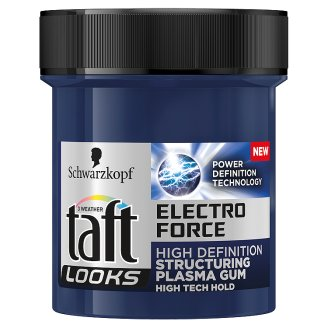Taft Looks Electro Force Structuring Plasma Gum 130 ml
