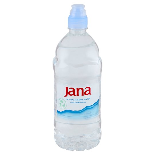 Jana Non Carbonated Natural Mineral Water 1 l