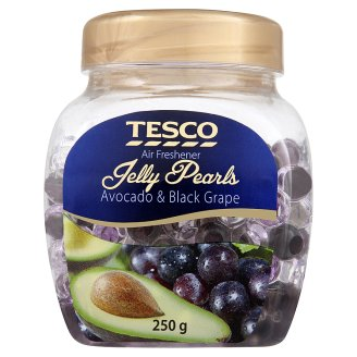 Tesco Jelly Pearls Avocado & Black Grape Scented Air Freshener 250 g