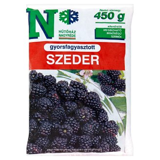 Nagyréde Quick-Frozen Blackberry 450 g