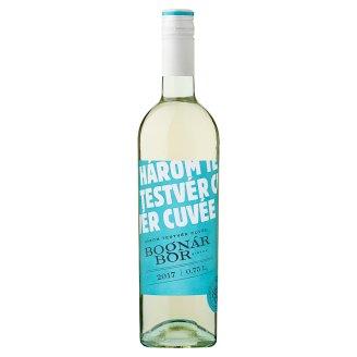 Bognár BorBirtok Három Testvér Cuvée Dunántúli Dry White Cuvée Wine 12% 0,75 l