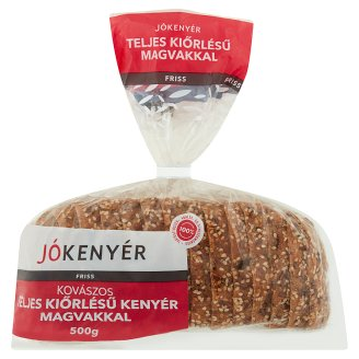 Jókenyér Whole Grain Bread with Seeds 500 g