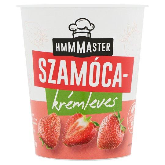 Hmmmaster szamócakrémleves 330 ml