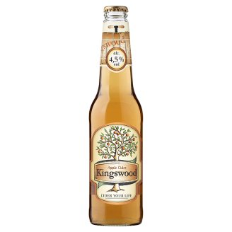 Kingswood Cider Apple 4,5% 0,4 l