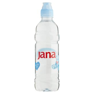 Jana Frozen Non-Carbonated Natural Mineral Water 0,5 l