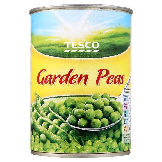 Tesco Garden Peas 400 g