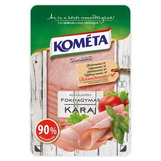 Kométa Smoked-Cooked Pork Chop with Garlic 100 g