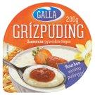 Galla Semolina Pudding on Strawberry Fruit Layer 200 g