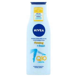 NIVEA Firming + Fresh Legs testápoló lábra 200 ml