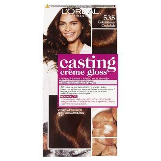 image 1 of L'Oréal Paris Casting Crème Gloss 535 Chocolate Care Hair Colorant
