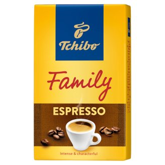 Tchibo Family Ground, Roasted Coffee 250 g