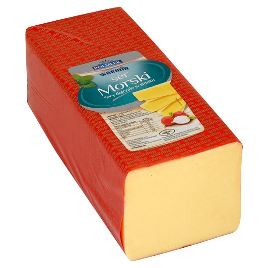Warmia Sliced Morski Cheese