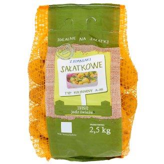 Tesco Ziemniaki sałatkowe 2,5 kg