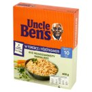 Uncle Ben's Wholegrain Rice 500 g (4 Bags)