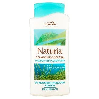 Joanna Naturia Szampon z odżywką algi morskie 500 ml