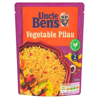 Uncle Ben's Vegetable Pilau Rice 250 g