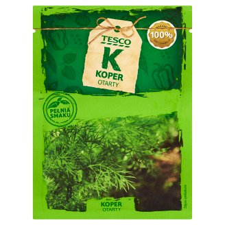 Tesco Rubbed Dill 6 g