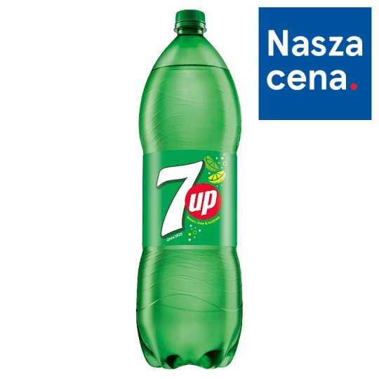 7UP Carbonated Drink 2 L