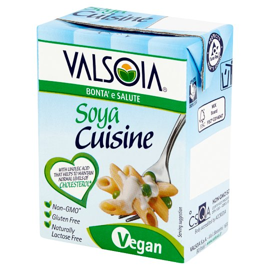 Valsoia Non-Dairy Soy Based Product 200 ml