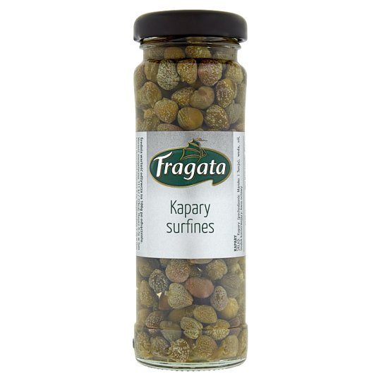 Fragata Surfines Capers 99 g