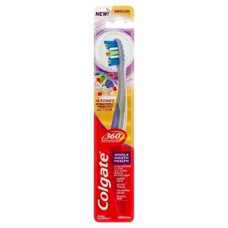 Colgate 360° Advanced Medium Toothbrush