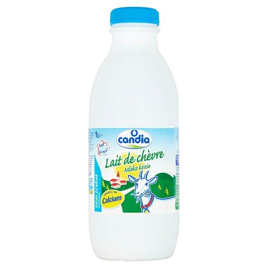 Candia Mleko kozie półtłuste 1 l