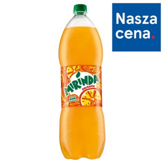 Mirinda Orange Carbonated Drink 2 L