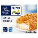 FRoSTA Pollock in Cake 210 g (2 Pieces)