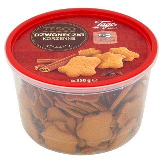 Tesco Dzwoneczki Spiced Biscuits 350 g