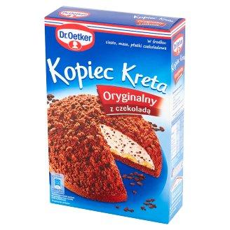 Dr. Oetker Kopiec Kreta Original with Chocolate Cake 410 g