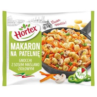 Hortex Gnocchi with Butter-Herbal Sauce Stir Fry Pasta 450 g